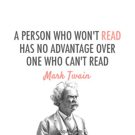 Wisdom, Twain Style